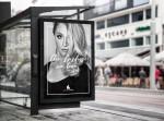 Corporate Design Relaunch für LuxusLashes®   Moremedia® - Werbeagentur in Linz