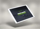 Designkonzept für die App der Instandhaltungssoftware isproNG