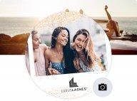 luxuslashes focuslashes profilbild 1 werbeagentur moremedia linz