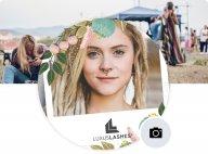 luxuslashes focuslashes profilbild 3 werbeagentur moremedia linz
