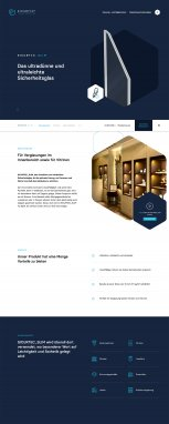 SICURTEC® – Markenstrategie, Corporate Design Relaunch & Website | MOREMEDIA®
