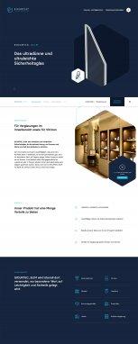 SICURTEC® – Markenstrategie, Corporate Design Relaunch & Website | MOREMEDIA®